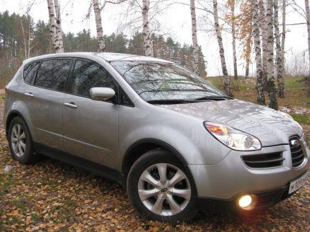 Subaru Tribeca 2007 - отзыв владельца