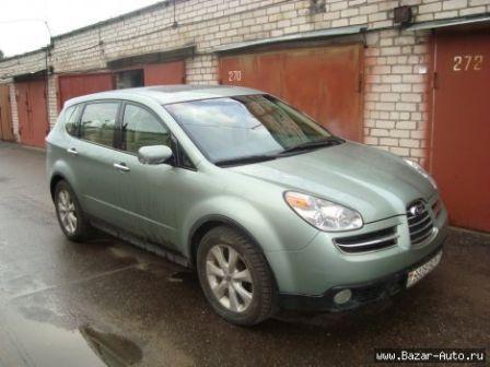 Subaru Tribeca 2005 - отзыв владельца