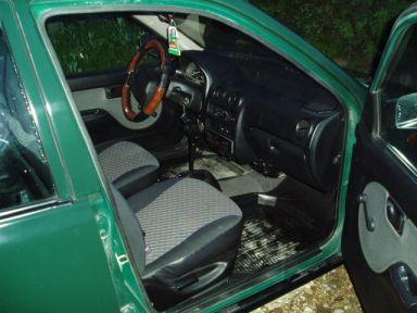 Subaru Vivio, 1998