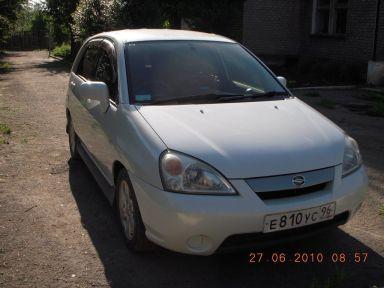 Suzuki Aerio 2001 отзыв автора | Дата публикации 26.08.2010.