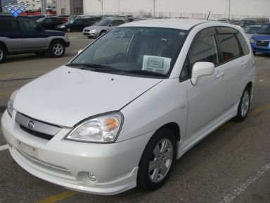 Suzuki Aerio 2001 отзыв автора | Дата публикации 26.11.2010.