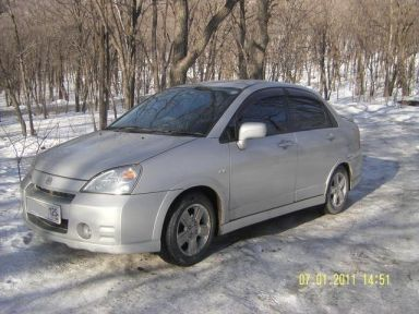 Suzuki Aerio 2003 отзыв автора | Дата публикации 07.12.2010.