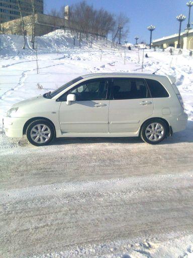 Suzuki Aerio 2005 отзыв автора | Дата публикации 08.02.2011.