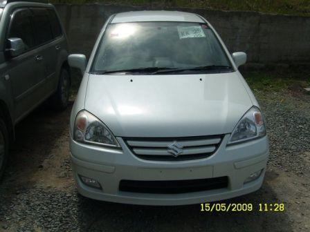 Suzuki Aerio 2003 - отзыв владельца