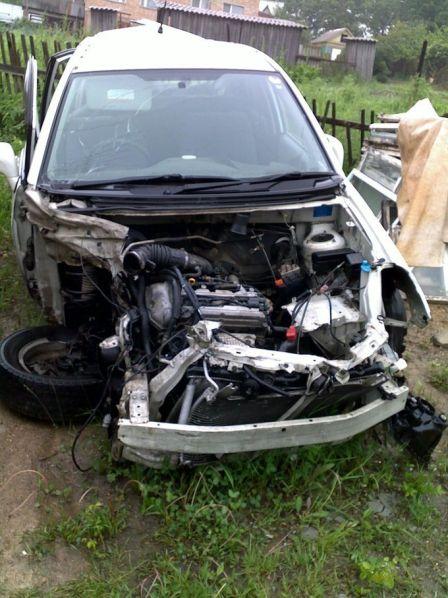 Suzuki Aerio 2009 - отзыв владельца
