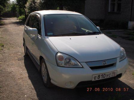 Suzuki Aerio 2001 - отзыв владельца