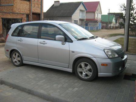 Suzuki Aerio 2002 - отзыв владельца
