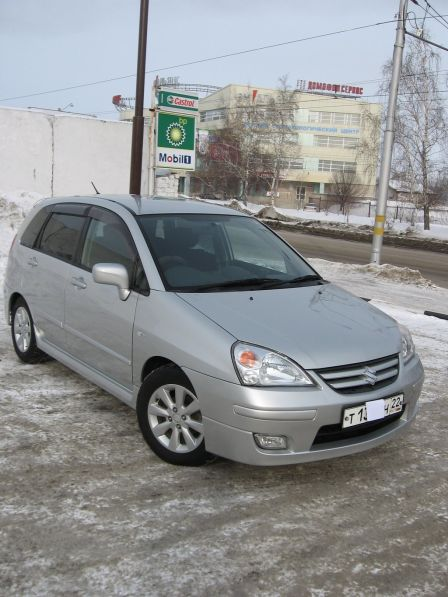 Suzuki Aerio 2004 - отзыв владельца