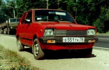 Suzuki Alto, 1983