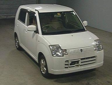 Suzuki Alto, 2006