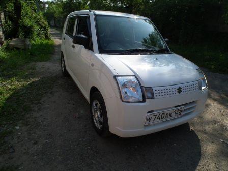 Suzuki Alto 2007 - отзыв владельца