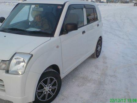 Suzuki Alto 2008 - отзыв владельца