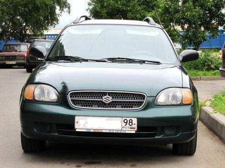 Suzuki Baleno 1999 - отзыв владельца