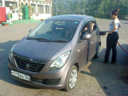 Suzuki Cervo  - отзыв владельца