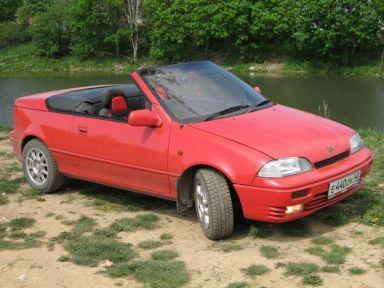 Suzuki Cultus, 1994