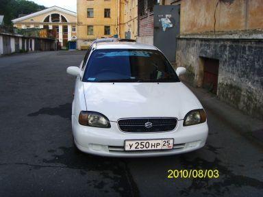 Suzuki Cultus 1998 отзыв автора | Дата публикации 28.10.2012.