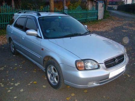 Suzuki Cultus 1998 - отзыв владельца