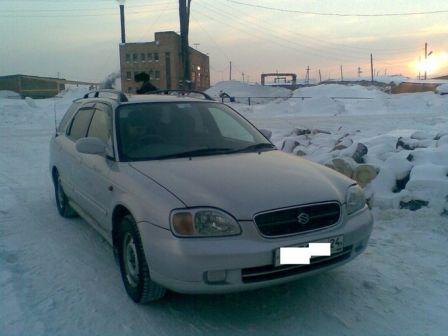 Suzuki Cultus 2009 - отзыв владельца