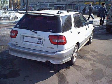Suzuki Cultus Crescent, 1997