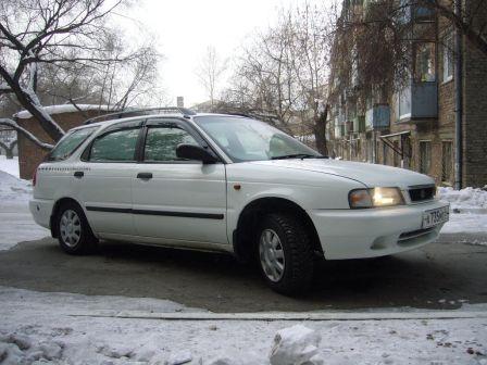 Suzuki Cultus Crescent 1998 - отзыв владельца