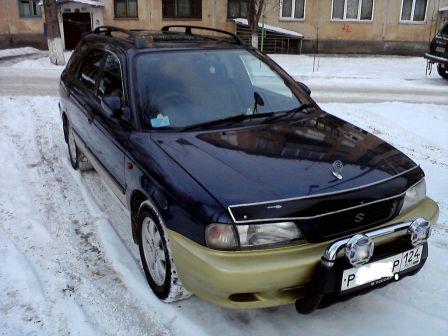 Suzuki Cultus Crescent 1996 - отзыв владельца