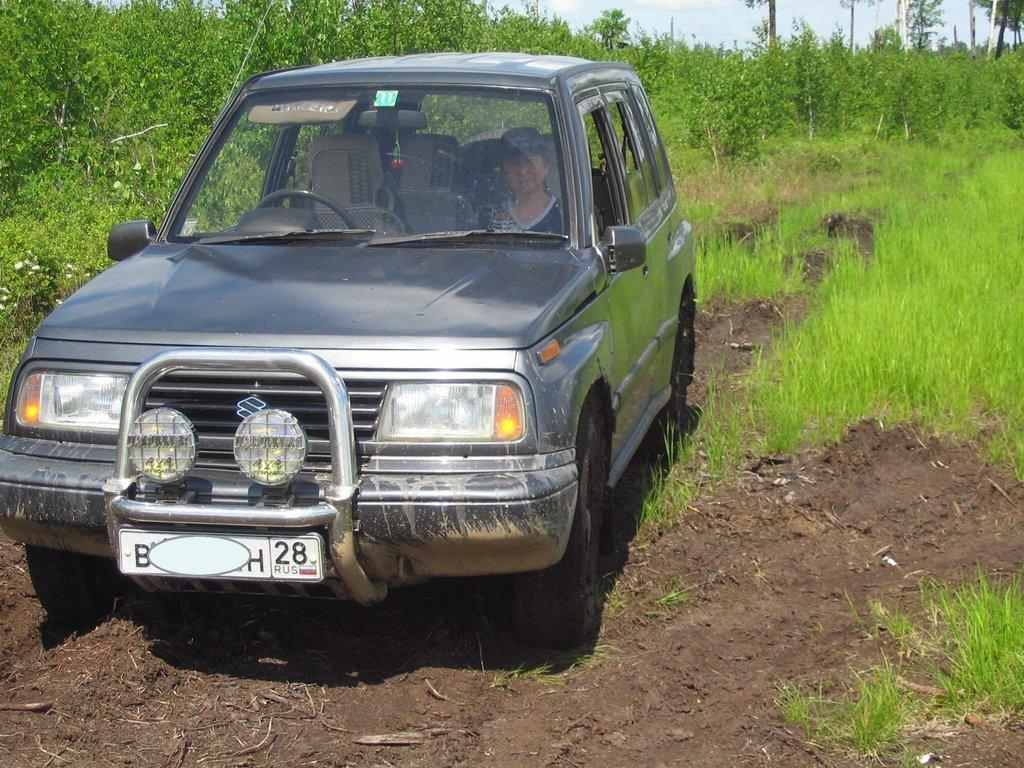Suzuki escudo каталог запчасти