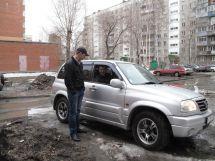 Suzuki Escudo, 2002