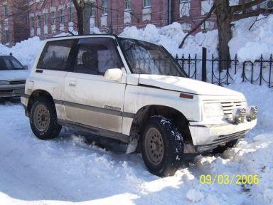 Suzuki Escudo 1991 отзыв автора | Дата публикации 30.05.2007.