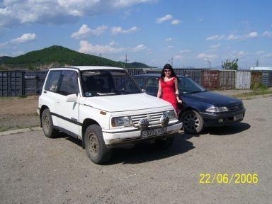 Suzuki Escudo 1991 отзыв автора | Дата публикации 24.06.2007.