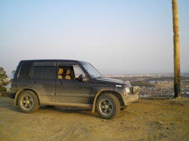 Suzuki Escudo 1991 отзыв автора | Дата публикации 25.05.2008.