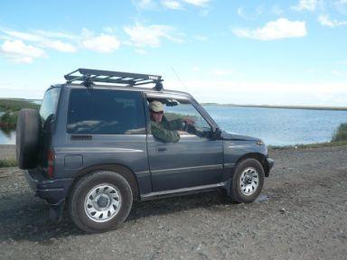 Suzuki Escudo 1996 отзыв автора | Дата публикации 16.11.2008.