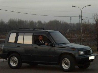 Suzuki Escudo 1993 отзыв автора | Дата публикации 27.02.2003.
