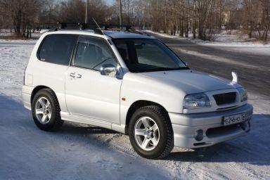 Suzuki Escudo, 1999