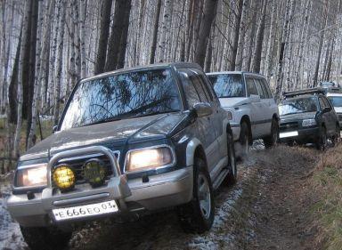 Suzuki Escudo, 1994
