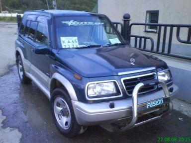 Suzuki Escudo 1996 отзыв автора | Дата публикации 04.02.2009.