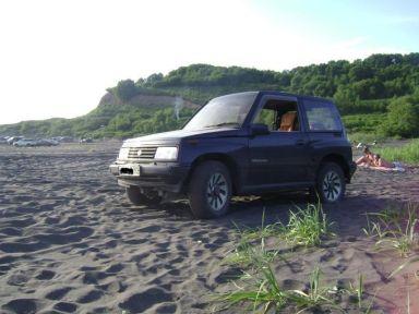 Suzuki Escudo 1993 отзыв автора | Дата публикации 09.02.2009.