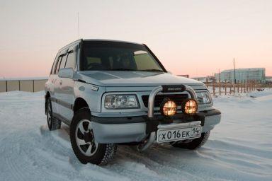 Suzuki Escudo 1996 отзыв автора | Дата публикации 17.03.2009.