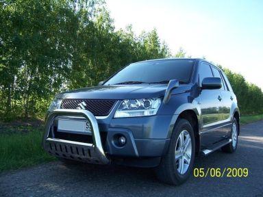Suzuki Escudo, 2005