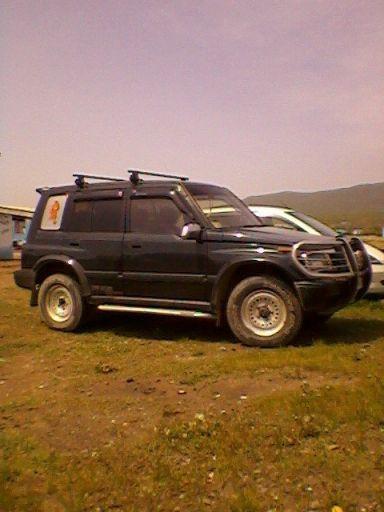 Suzuki Escudo 1994 отзыв автора | Дата публикации 10.08.2010.