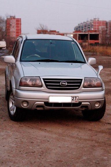 Suzuki Escudo 2001 отзыв автора | Дата публикации 02.11.2011.