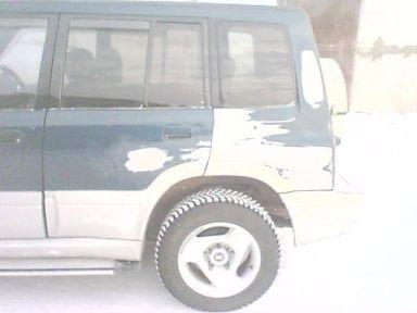 Suzuki Escudo 1995 отзыв автора | Дата публикации 28.12.2004.