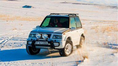 Suzuki Escudo 1996 отзыв автора | Дата публикации 09.02.2013.