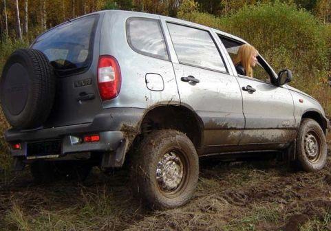 Suzuki Escudo 1999 - отзыв владельца