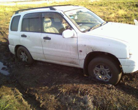 Suzuki Escudo 1998 - отзыв владельца