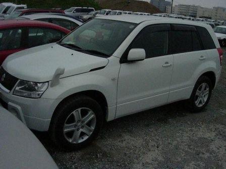 Suzuki Escudo 2005 - отзыв владельца