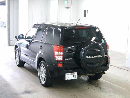 Suzuki Escudo 2009 - отзыв владельца