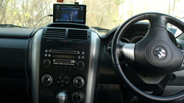 Suzuki Escudo 2007 - отзыв владельца