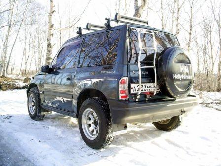 Suzuki Escudo 1996 - отзыв владельца
