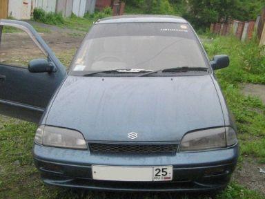Suzuki Esteem 1989 отзыв автора | Дата публикации 02.08.2008.