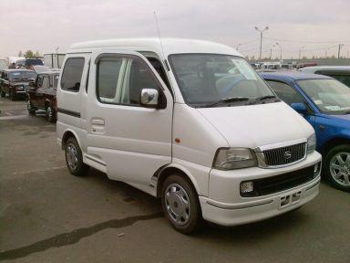 Suzuki Every, 2002